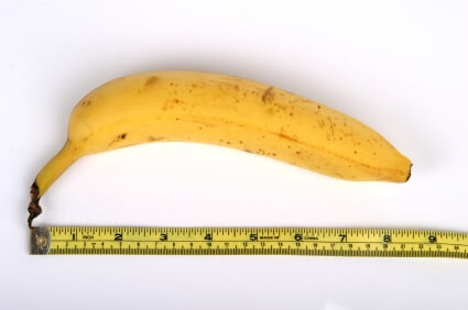 Suggestive Banana
